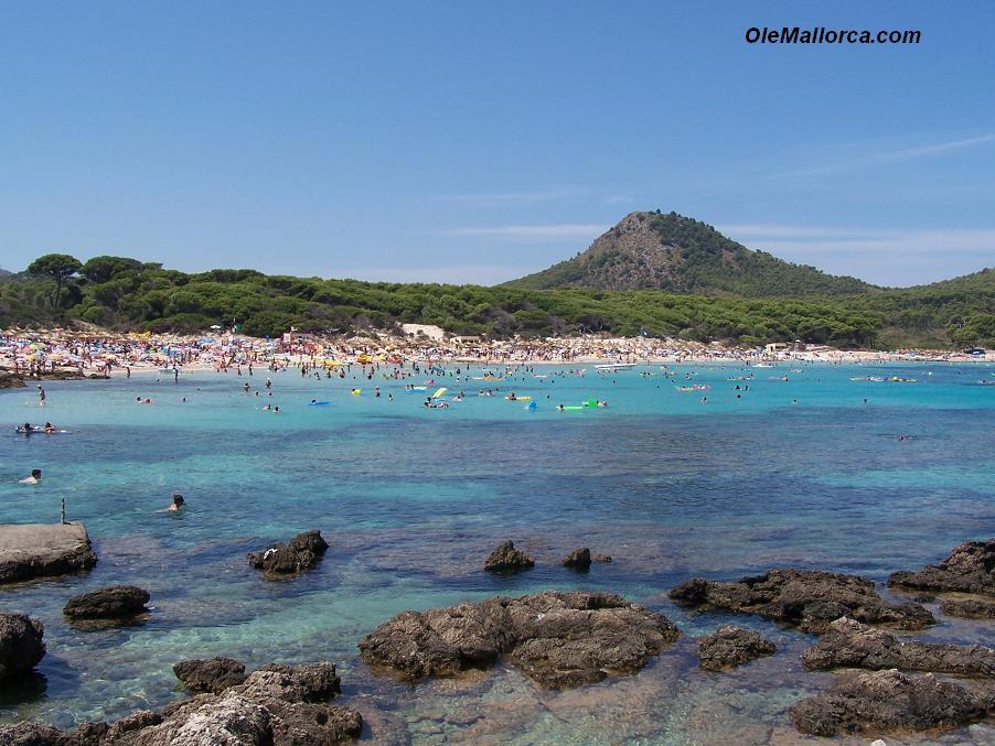 cala Agulla, Mallorca, fotos playa, cala Molto, playa cala Ratjada, hotel