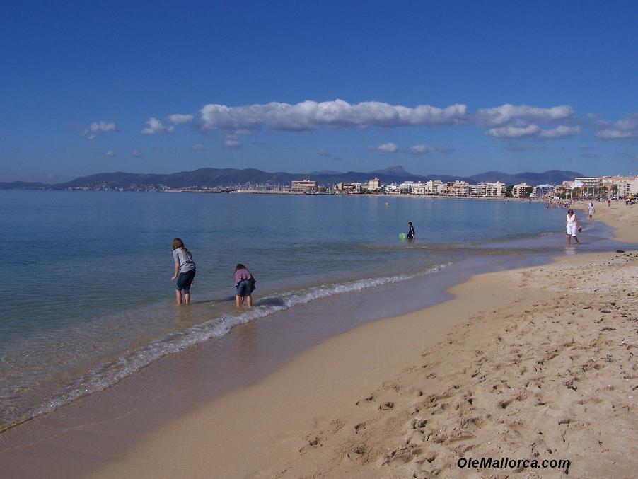 Hotel Hispania Playa De Palma Spanien