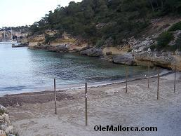 Nudist beach El Mago, Mallorca
