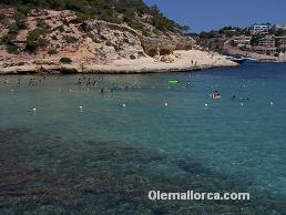 beaches calvia